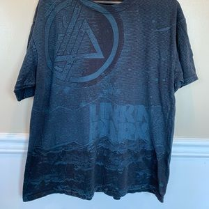 Linkin park band tee anvil xl short sleeve
